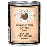 Fromm's Four Star Canned Dog Food - Shredded Pork Entree (12/13oz cans)