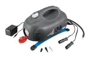UPC 732422012001, Ex-Cell EX5 12-Volt/120-Volt Rechargeable Inflator