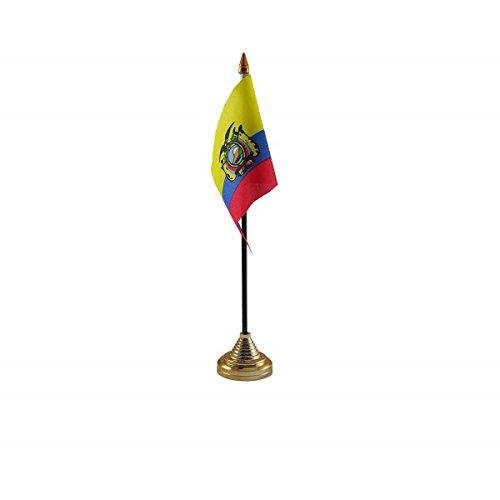 Paquete de 6 Ecuador ecuatorianos lotmusic herrado bandera ...