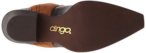 Dingo Womens Heart Throb Western Boot Triade Di Ruggine