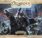 Lord of the Rings Rise of the Witch King 2008 Wall Calendar - TOP 100 CALENDARS