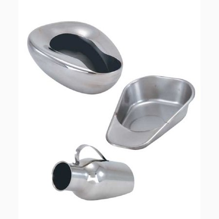 Medegen Medical Products LLC Conventional Bedpan - 89010EA - 1 Each / Each