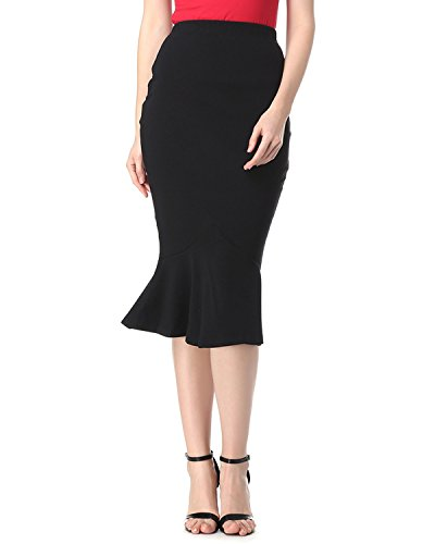 Kenancy Jupe Jupe Femme Jupe Noir Noir Kenancy Noir Femme Femme Kenancy Kenancy rrqAnFBW