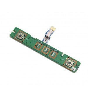 NY770 - DellInspiron 1525/1526 LED Power Button On/Off Switch Circuit Board with Ribbon - NY770