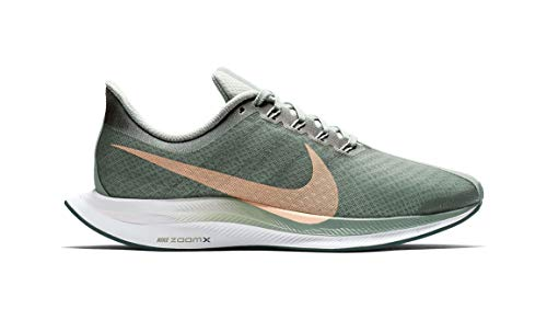 NIKE 300 Pegasus Zoom Chaussures Silver Running de Femme Light Crimson W 35 Multicolore Mica Green Tint Compétition Turbo TrxrCnwq