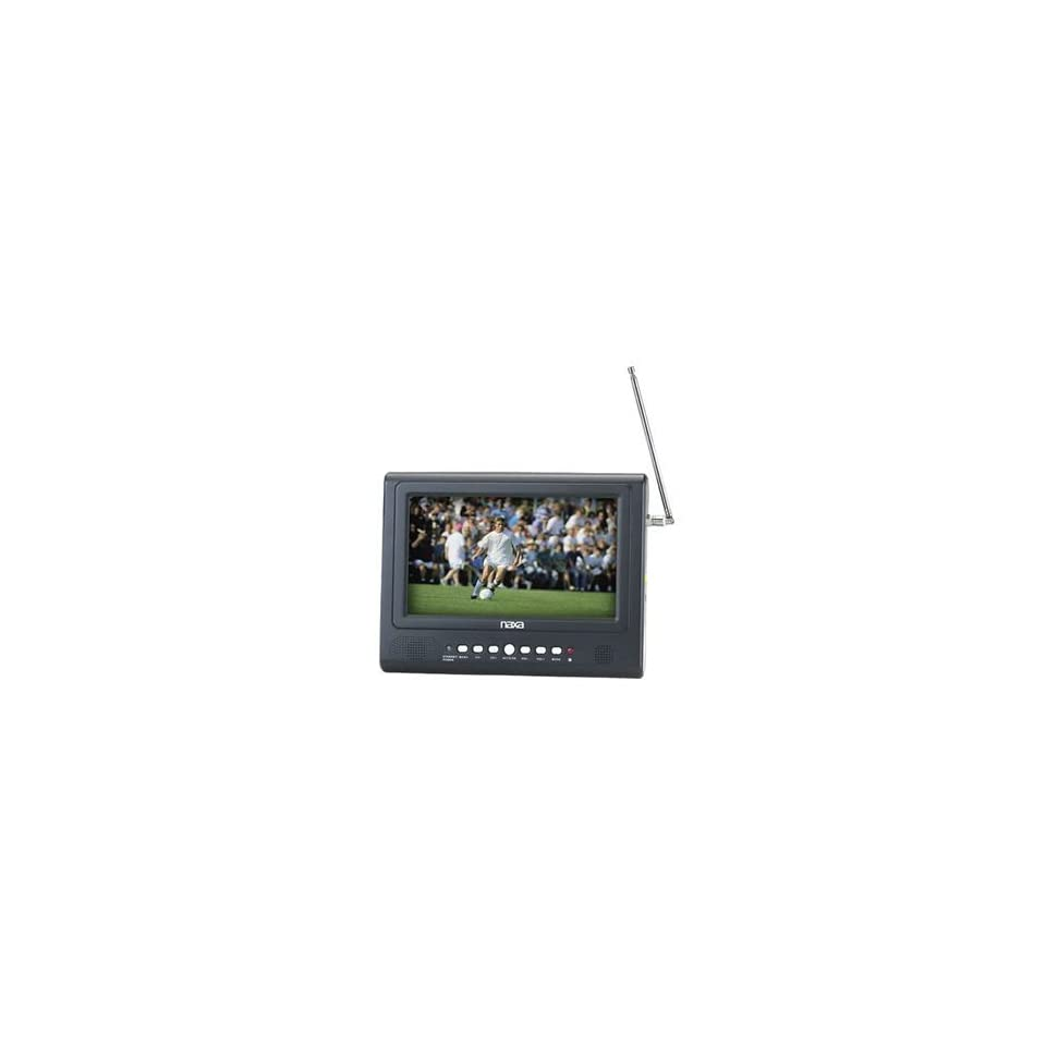 New Accessories Naxa 7 Inch Portable Tv Tft Lcd Color Screen Television Detachable Rod Antenna