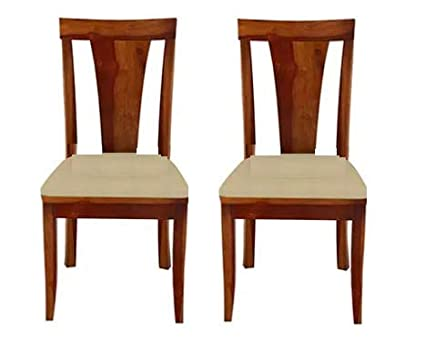 Magnificent Shilpi Handmade Modern Look Wooden Study Chair Easy To Machost Co Dining Chair Design Ideas Machostcouk