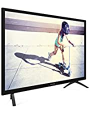 """Philips 32PHT4002 Digital (DVB-T2) LED TV 32"""". No need for set top Box. Just plug in DVB Antenna and ready to go. USB and HDMI Inputs. Safety Mark Approved. 1 Year Philips SG Warranty. Local SG Stock."""