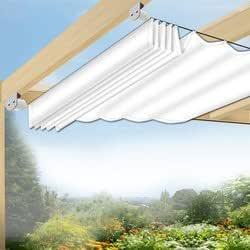 Miadomodo-Kit de cables para tensar 4 soportes: Amazon.es: Jardín