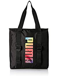 Unisex-Adult's Pacific Yoga Tote, black/White, One Size