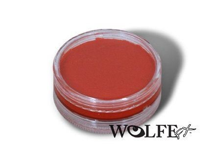 Wolfe Face Paints - Red 30 (3.17 oz/90 gm) (Face Paints Wolfe Brothers)