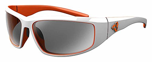 Ryders Eyewear DUNE Cycling Sunglasses for Mountain Biking with Grey Polarized Lenses, - Sunglasses Dune