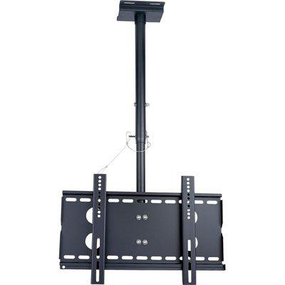 エースオブパーツ テレビ天吊り金具 26-42インチ対応 下向き調節 ブラック CPLB-102SB 【中型テレビ天吊り】  ブラック B005TELALU