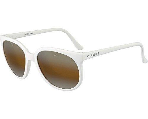 Vuarnet O2 Sunglasses Ivory/Skilynx, One - Vaurnet Sunglasses