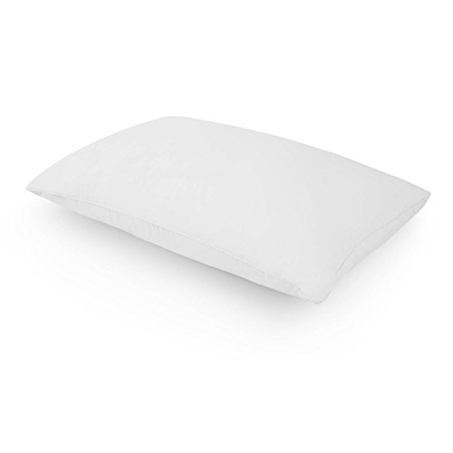 Down Blend Pillow with Smooth Cotton Encasement - Standard