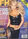 FHM Magazine November 2000 (1-1323, Good Lord! Jessica Simpson kicks off our women in music spectacular!)