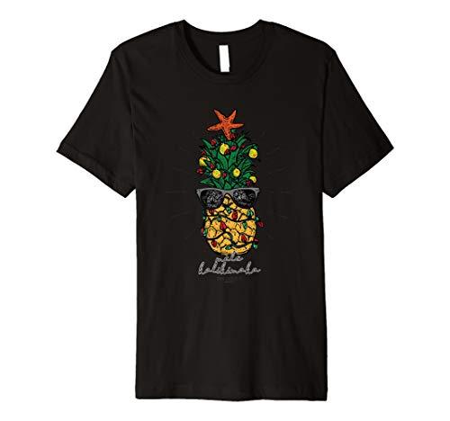 - Christmas Pineapple