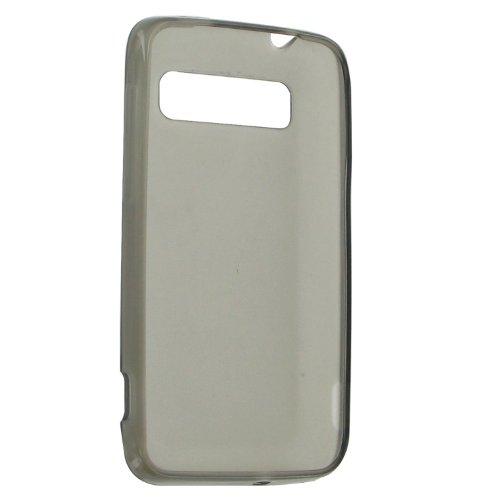 Pro Tec GLACIER SILICONE CASE COVER FOR HTC 7 TROPHY NEW - BLACK