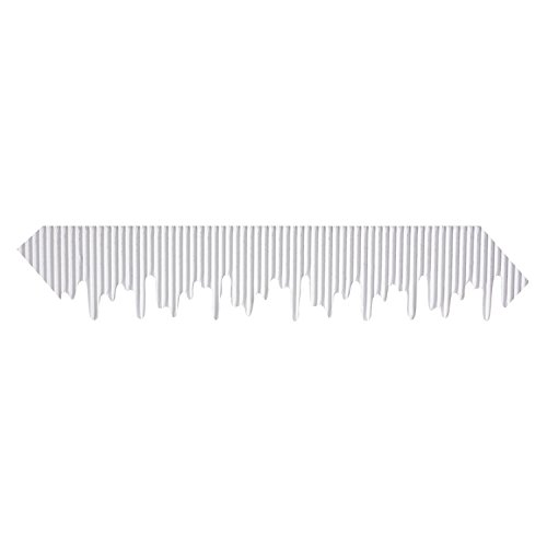 Icicle Border - Pacon Bordette(R) Design Border, Icicles