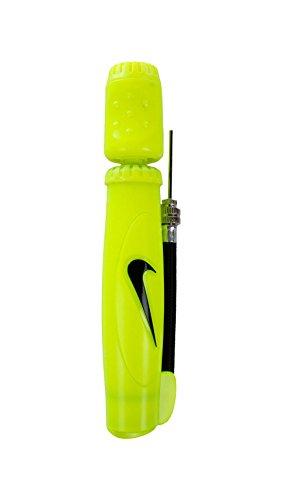 Nike Nike Dual Action Ballpump Otros para Hombre negro y amarillo neón Talla Una talla