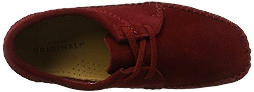 Suede Womens Cranberry Shoes Weaver Originals Clarks HpxwZq7tWW