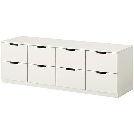 Ikea 8 Drawer Dresser White 20204 2085 3830