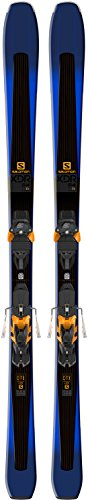 Salomon XDR 84 Ti Skis with Warden MNC 13 Bindings 2018 - 165cm -  L39957100165