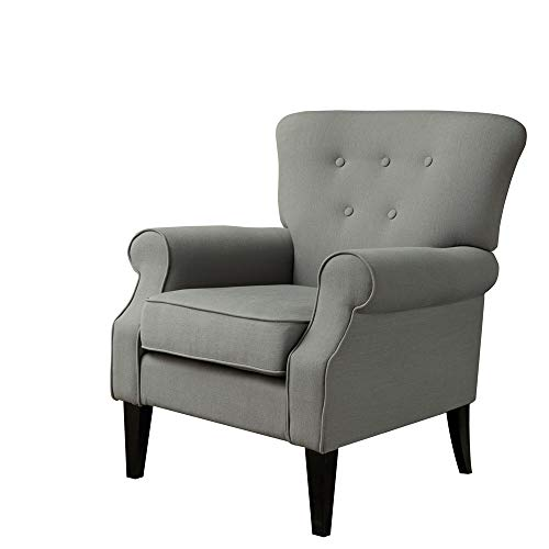 Ottoman Set Headrest - Wensltd Clearance! Simple Solid Color Modern Sofa Chair 31.927.221.3inch from US (Light Gray)