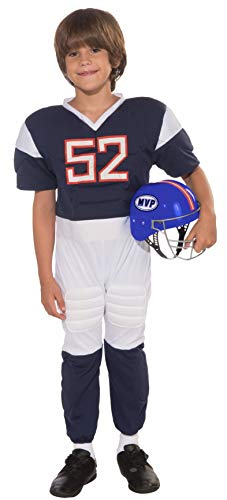 Forum Novelties Child's Costume Football Player, -
