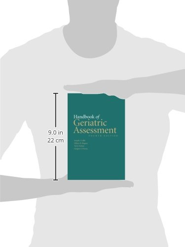 Handbook of Geriatric Assessment