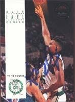 Acie Earl Boston Celtics 1994 Skybox Rookie Autographed Card - Rookie Card. This item comes with a certificate of authenticity from Autograph-Sports. -
