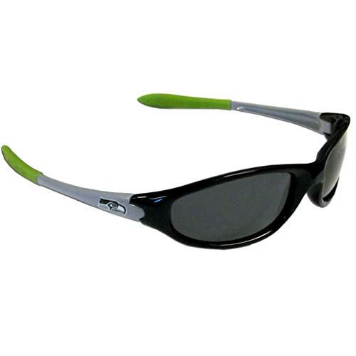 Seattle Seahawks Sunglasses - NFL Seattle Seahawks Sleek Wrap Sunglasses