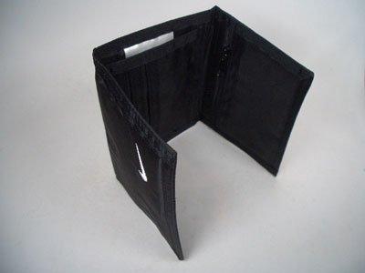 Nike Cartera Wallet Cartera 566350 - 010 Negro 12 x 9 cm: Amazon.es: Deportes y aire libre