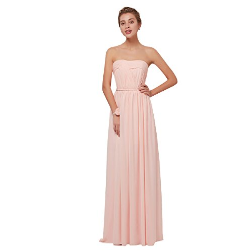 Gowns Party Prom Wedding Bridesmaid Evening Light Beauty purple Guest for F Long Emily Dresses WzYwpqFva