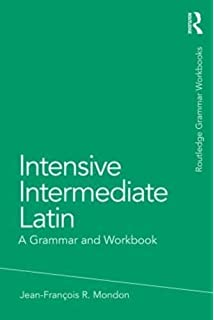 Intensive basic latin a grammar and workbook grammar workbooks intensive intermediate latin a grammar and workbook grammar workbooks english and latin fandeluxe Image collections