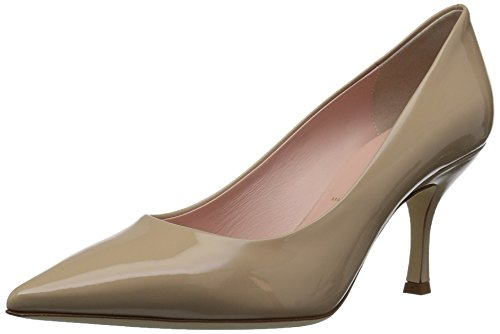 Kate Spade New York Women's Sonia Pump, Powder Patent, 5 M US