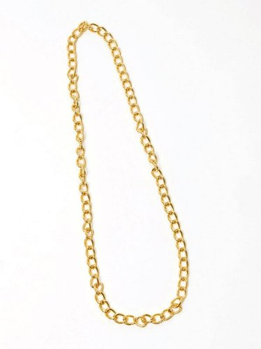 100cm Gold Gangster Chain