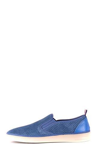 Sneakers Slip Brimarts Mcbi35275 Uomo Camoscio On Blu BpwwCxqE
