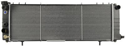 Prime Choice Auto Parts RK485 Aluminum Radiator (Radiator 1999 Jeep Cherokee compare prices)