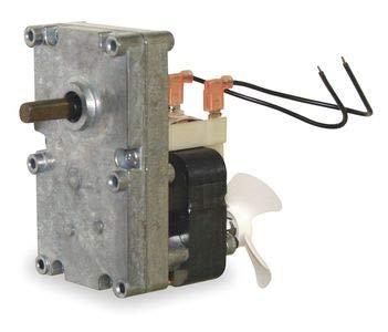 e82a0b38ade Dayton 1LNF8 AC Gearmotor 115 Nameplate RPM 6 Max. Torque 150.0 in ...