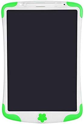 YKAIEET 10インチLCDライティングボード子供の落書き描画ボードLEDライティングボード (色 : Green, Size : 10 Inch)
