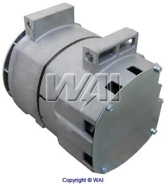 8096N - 135 Amp/12 Volt, Bi-Directional, Neg. Grd, w/o Pulley|Delco 34SI Series IR/EF|MFR:DELCO|MFR SERIES:34SI Series|DESIGN:IR/EF|VOLTAGE:12|AMPERAGE:135|ROTATION:BI|PULLEY CLASS:w/o Pulley