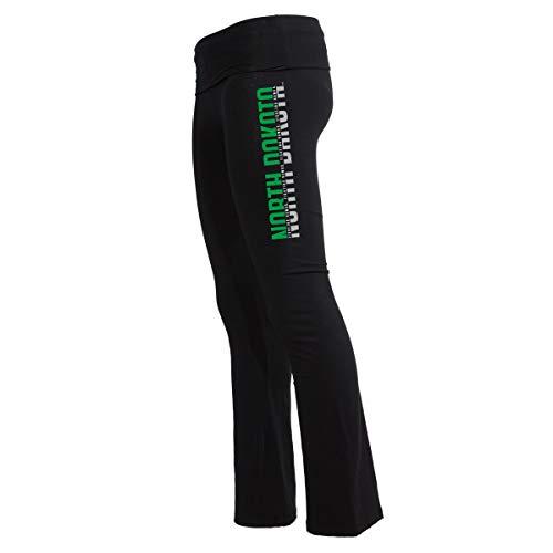 Official NCAA North Dakota Fighting Hawks Women's Athlesiure Legging Yoga -