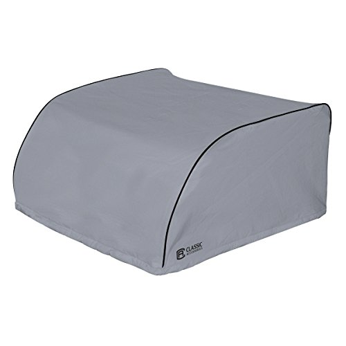 Classic Accessories Grey Dometic Brisk II RV Air Conditioner Cover