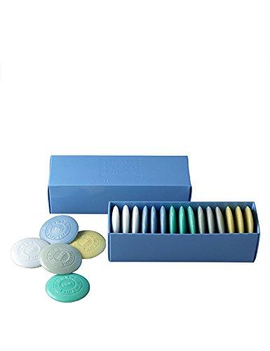 Claus Porto Blue Guest Soap Box Set, 6.4 Ounce