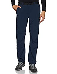 Columbia Men's Silver Ridge Convertible Pant, Breathable, UPF 50