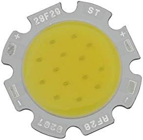 【10個】 COB 2028 7W LEDモジュール 白 21-24V 320mA 6000-6500K 110-120lm 8