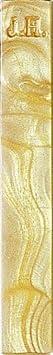 J.Herbin 33032T Siegelwachs Blisterpack mit 4 stangen weich mandelgr/ün