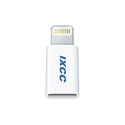 iXCC Certified Lightning Adapter iPhone