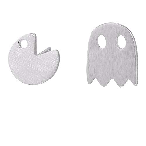 Pacman Ghosts Costumes Make - Chandria's Treasures Retro Pacman Ghost Stud
